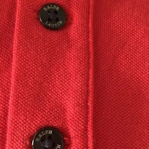Men's Polo Ralph Lauren Red ~POLO XXL 135